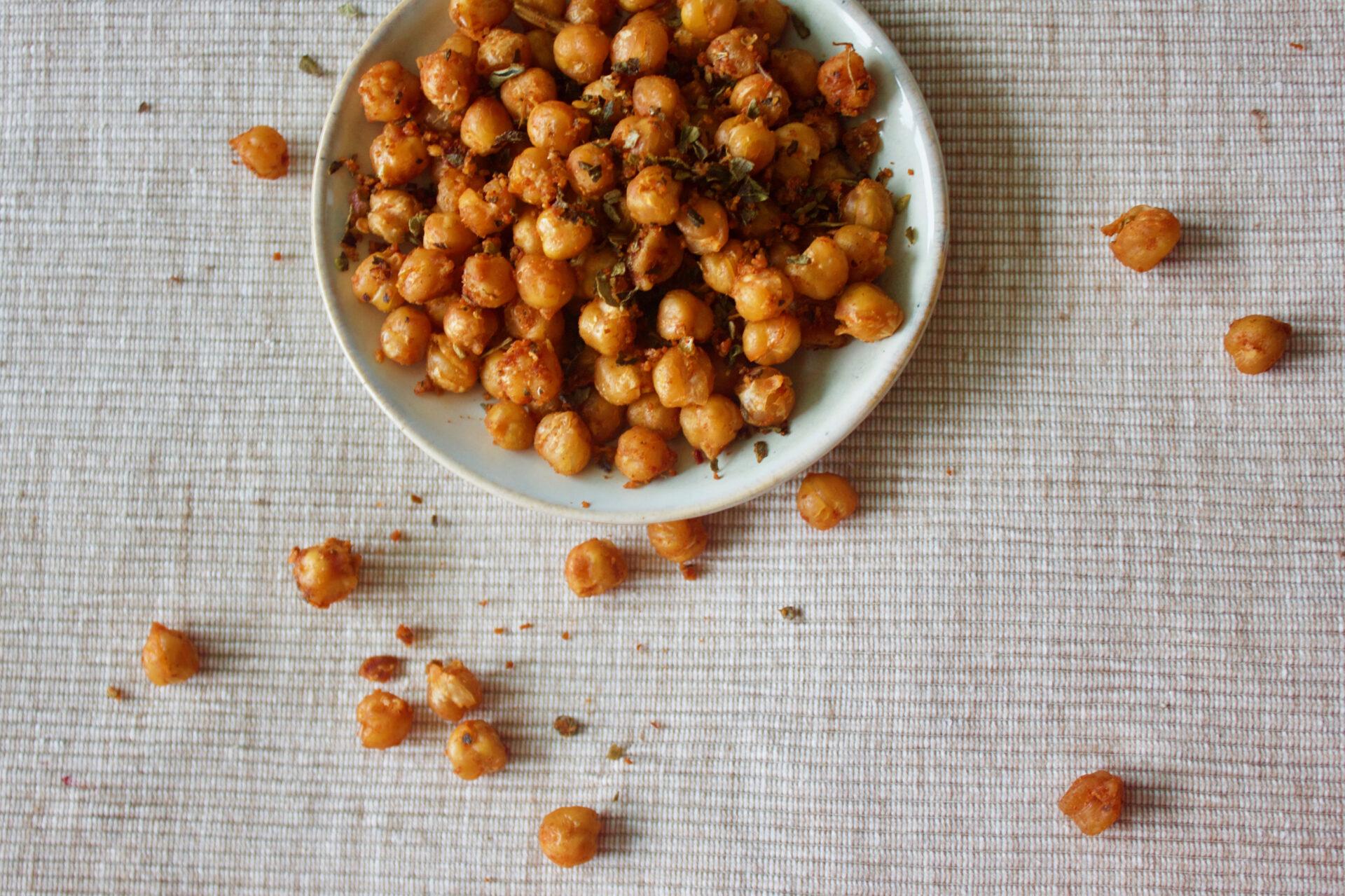 roasted-healthy-roasted-chickpeas-saudável-grao de bico-assado-no forno-5