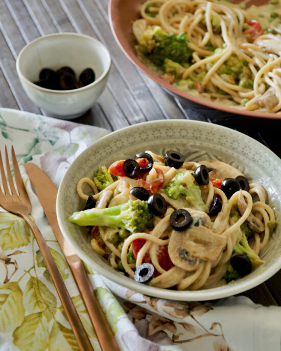 healthy-mushrooms-vegan-carbonara-saudável - 2